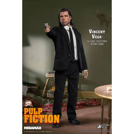 Pulp Fiction figurine My Favourite Movie 1/6 Vincent Vega Star Ace Toys