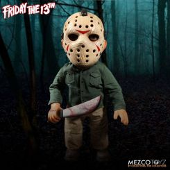 Vendredi 13 figurine sonore Mega Scale Jason Voorhees Mezco Toys