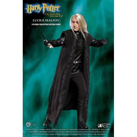 Harry Potter My Favourite Movie figurine 1/6 Lucius Malfoy Star Ace Toys