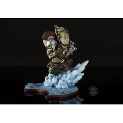 Thor Ragnarok diorama Q-Fig MAX Hulk Quantum Mechanix