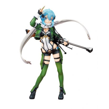Sword Art Online The Movie -Ordinal Scale- statuette 1/7 Sinon Alter