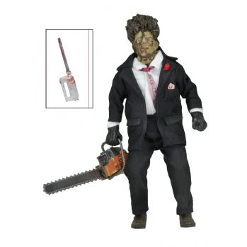 Massacre à la tronçonneuse 2 figurine Retro 30th Anniversary Leatherface Neca
