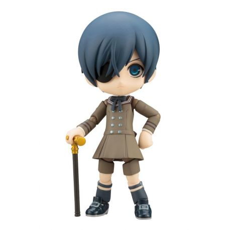 Black Butler Book of the Atlantic figurine Cu-Poche Ciel Phantomhive Kotobukiya