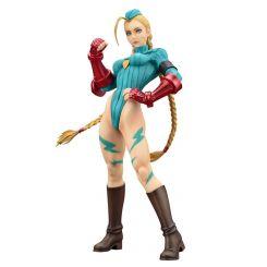 Street Fighter Bishoujo statuette 1/7 Cammy Alpha Costume Kotobukiya