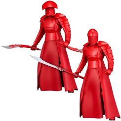 Star Wars Episode VIII pack 2 statuettes ARTFX+ Elite Praetorian Guards Kotobukiya