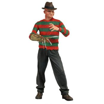 Nightmare on Elm Street série 4 figurine Powerglove Freddy Neca
