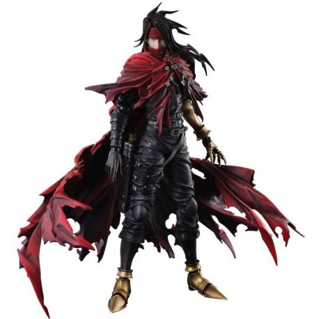 Dirge of Cerberus Final Fantasy VII figurine Play Arts Kai Vincent Valentine Square-Enix