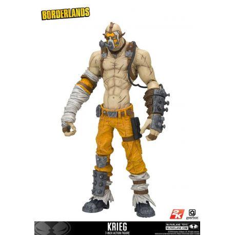 Borderlands 2 figurine Krieg McFarlane Toys