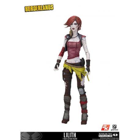 Borderlands 2 figurine Lilith McFarlane Toys