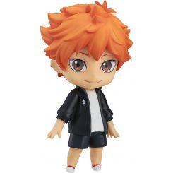 Haikyu!! figurine Nendoroid Shoyo Hinata Jersey Ver. Orange Rouge