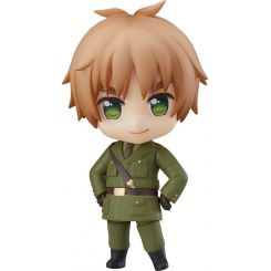 Hetalia The World Twinkle figurine Nendoroid England Orange Rouge