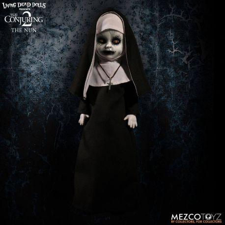 Conjuring 2 : Le Cas Enfield Living Dead Dolls poupée The Nun Mezco Toys