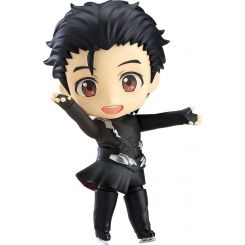 Yuri!!! on Ice figurine Nendoroid Yuri Katsuki Orange Rouge