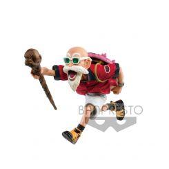 Dragonball figurine SCultures Master Roshi Tropical Color Ver. Banpresto