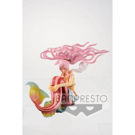 One Piece figurine SCultures Shirahoshi Rainbow Color Ver. Banpresto