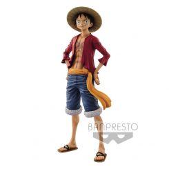 One Piece figurine Grandista The Grandline Men Monkey D. Luffy Banpresto
