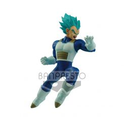 Dragonball Super In Flight Fighting figurine Super Saiyan Blue Vegeta Banpresto