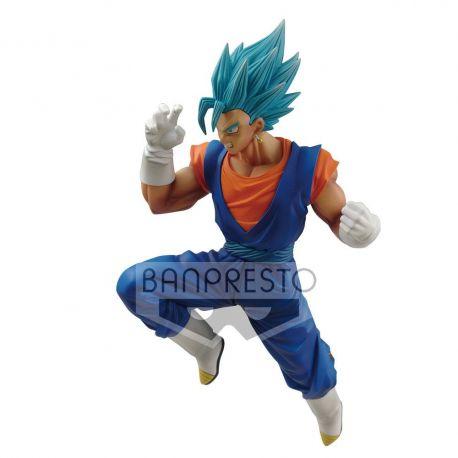 Dragonball Super In Flight Fighting figurine Super Saiyan Blue Vegito Banpresto