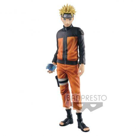 Naruto Shippuden figurine Grandista Shinobi Relations Uzumaki Naruto Banpresto