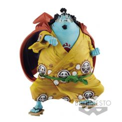 One Piece figurine King Of Artist Jinbe Banpresto