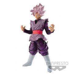 Dragonball Z Blood of Saiyans figurine Super Saiyan Rose Banpresto