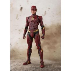Justice League figurine S.H. Figuarts Flash Web Exclusive Bandai Tamashii Nations