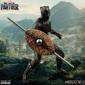 Marvel Universe figurine 1/12 Black Panther Mezco Toys