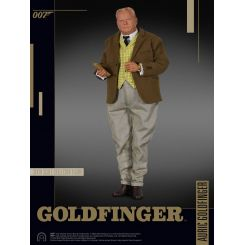 James Bond Goldfinger figurine 1/6 Collector Figure Series Auric Goldfinger BIG Chief Studios
