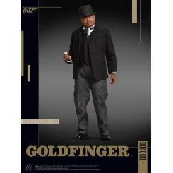 James Bond Goldfinger figurine 1/6 Collector Figure Series Oddjob BIG Chief Studios