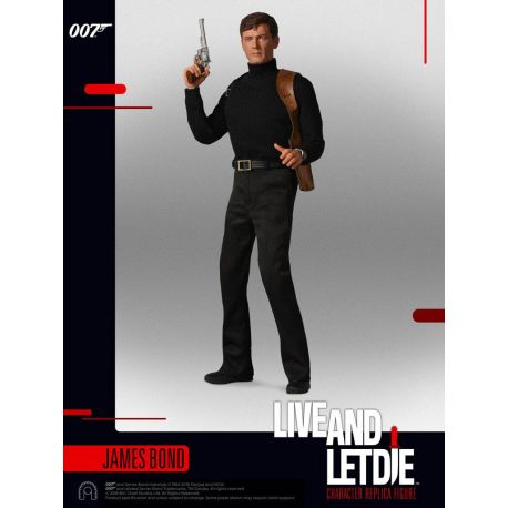 James Bond Vivre et laisser mourir figurine 1/6 Collector Figure Series James Bond BIG Chief Studios