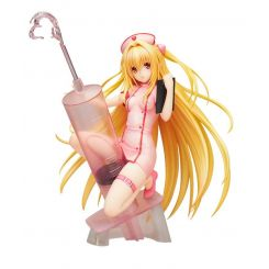 To Love-Ru Darkness statuette 1/7 Golden Darkness Nurse Ver. Alter