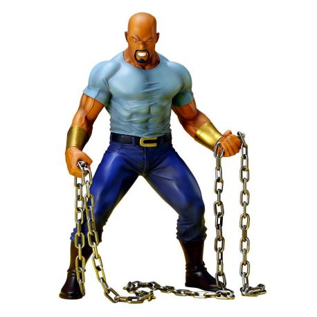 Marvel's The Defenders statuette ARTFX+ 1/10 Luke Cage Kotobukiya