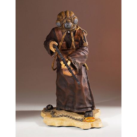 Star Wars statuette Collectors Gallery 1/8 Zuckuss Gentle Giant