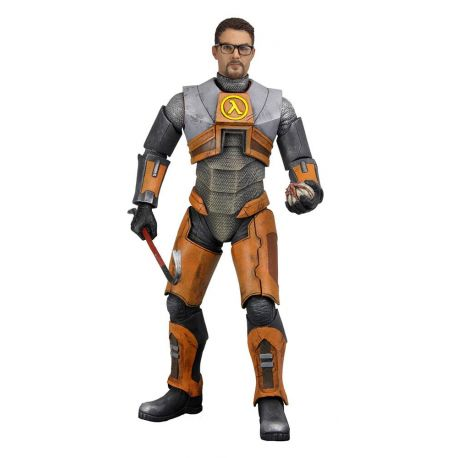 Half-Life 2 figurine Gordon Freeman Neca
