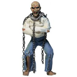 Iron Maiden figurine Retro Eddie Piece Of Mind NECA