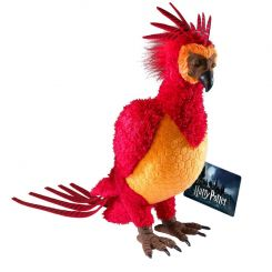 Harry Potter peluche Fawkes Noble Collection
