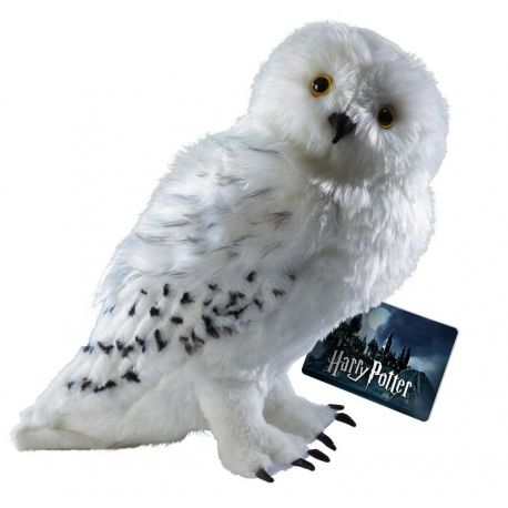 Harry Potter peluche Hedwig Noble Collection