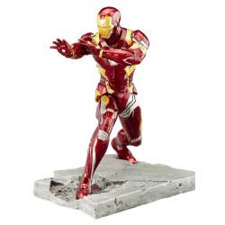Captain America Civil War statuette ARTFX+ 1/10 Iron Man Mark 46 Kotobukiya