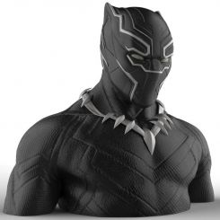 Marvel Comics buste / tirelire Black Panther Semic