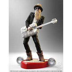Billy F Gibbons statuette Rock Iconz Knucklebonz