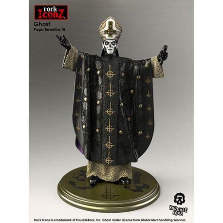 Ghost Papa statuette Rock Iconz Knucklebonz