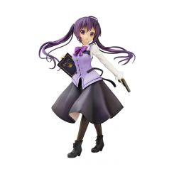 Is the Order a Rabbit statuette 1/7 Rize (Cafe Style) Plum