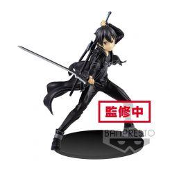 Sword Art Online figurine EXQ Kirito Banpresto