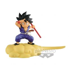 Dragonball figurine Kintoun Son Goku on Flying Nimbus Special Color Ver. Banpresto