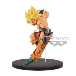 Dragonball Z figurine Match Makers Super Saiyan Son Goku Banpresto