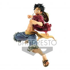 One Piece figurine BWFC Special Monkey D. Luffy Banpresto