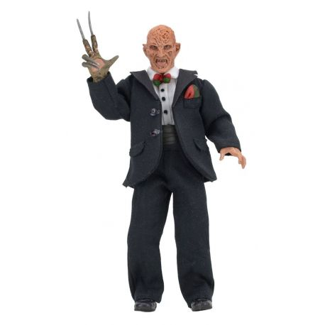 Nightmare On Elm Street 3 figurine Retro Tuxedo Freddy Neca