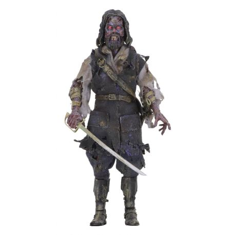 The Fog figurine Retro Captain Blake Neca