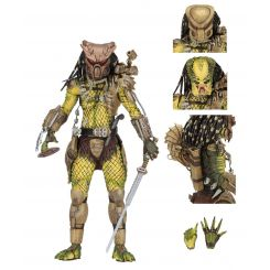 Predator 1718 figurine Ultimate Elder: The Golden Angel Neca