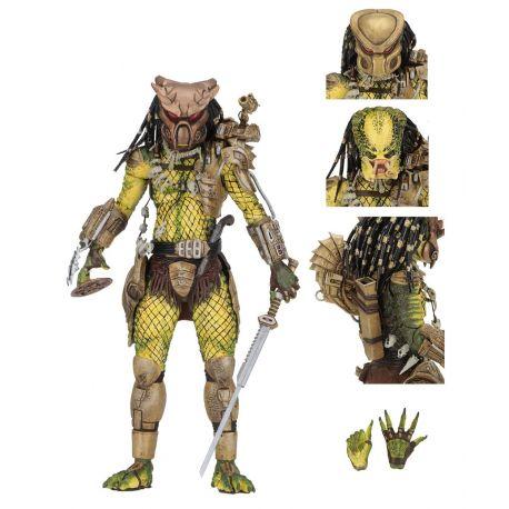 Predator 1718 figurine Ultimate Elder: The Golden Angel Neca